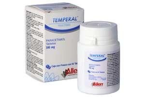 Chedraui: Paraceteamol 500 mg 10 tabletas