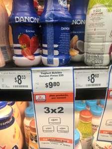 Chedraui: Ofertas 3x2, 4x3 y 5x4 en yoghurts bebibles y batidos seleccionados (solo tienda física)