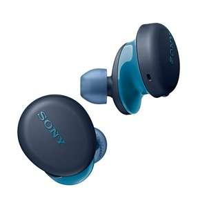 Amazon: Sony WF-XB700 - Audífonos totalmente inalámbricos con EXTRA BASS, Azul