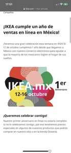 IKEA: Ofertas por aniversario en México
