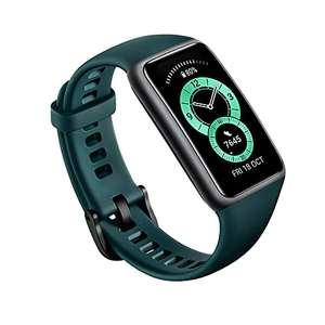 Amazon: Huawei Band 6 Verde (con cupón $877)