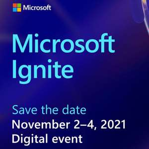 Microsoft Ignite 2021: GRATIS Examen de Certificación a tu Elección (02/11)