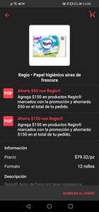 Cirnershop: $200 de descuento comprando $150 en productos regio