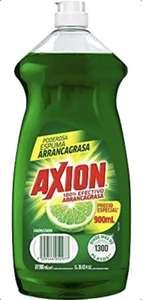 Amazon: Axion Liquido Lavatrastes 525 ml($12) Axion Liquido Lavatrastes 900 ml($21) Salvo Liquido 640 ml($20) (con Planea y Ahorra)