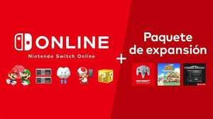 Nintendo Switch Online Expansion - Ya disponible