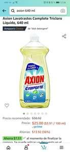 Amazon Axion complete 640 ml