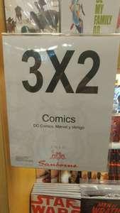 Sanborns: 3x2 en cómics de Editorial Televisa y mangas de Panini y Kamite