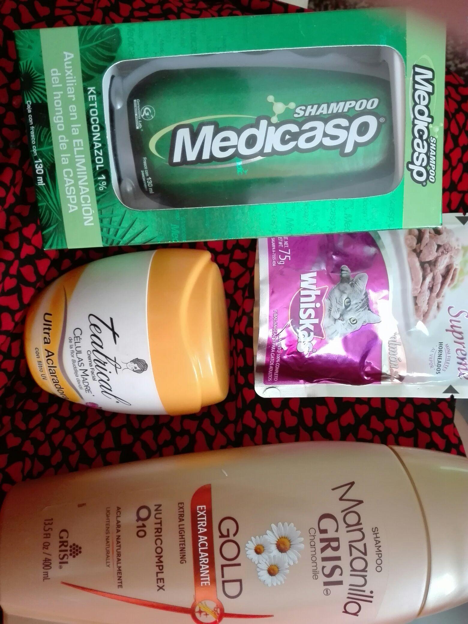Chedraui: Shampoo medicasp a $24 y más