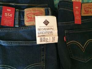 Sam's Club: Jeans Levis a $530