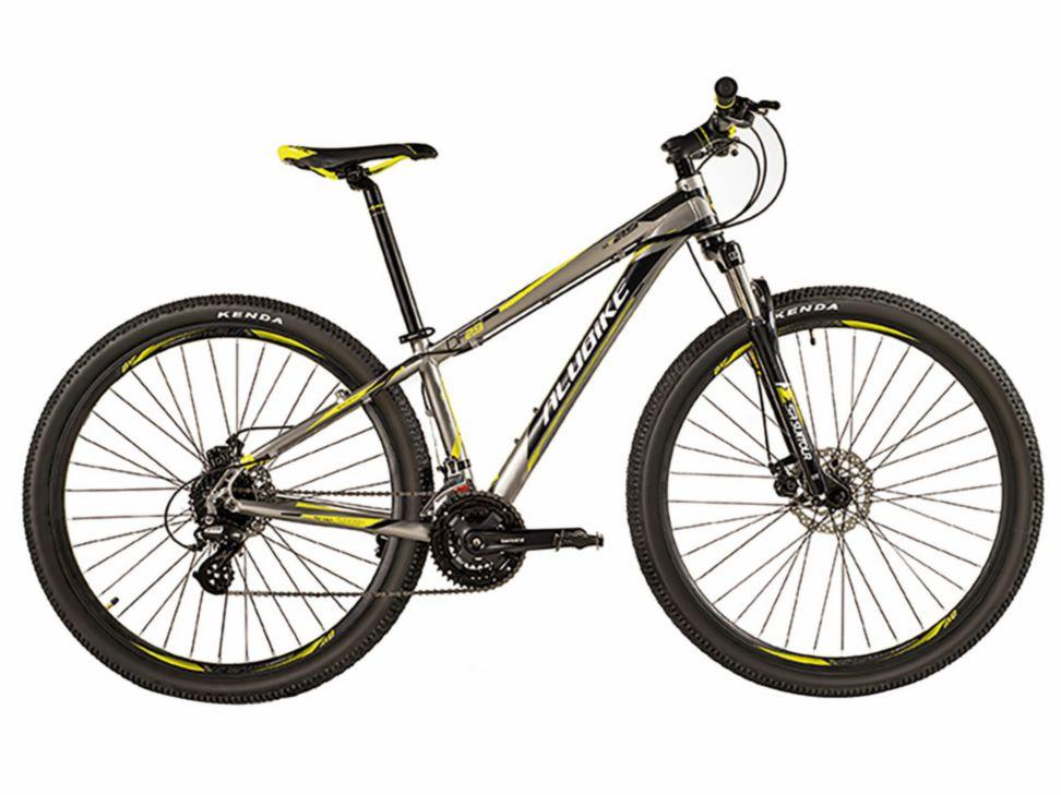 Liverpool: Bicicleta Alubike MTB SLT R29