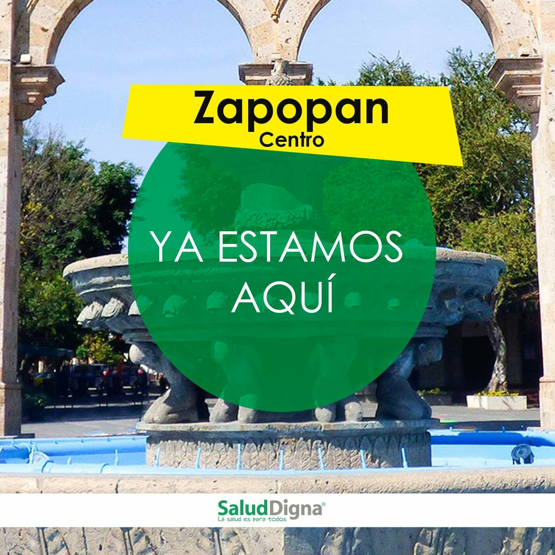 Salud Digna Zapopan Centro: Estudios gratis por apertura