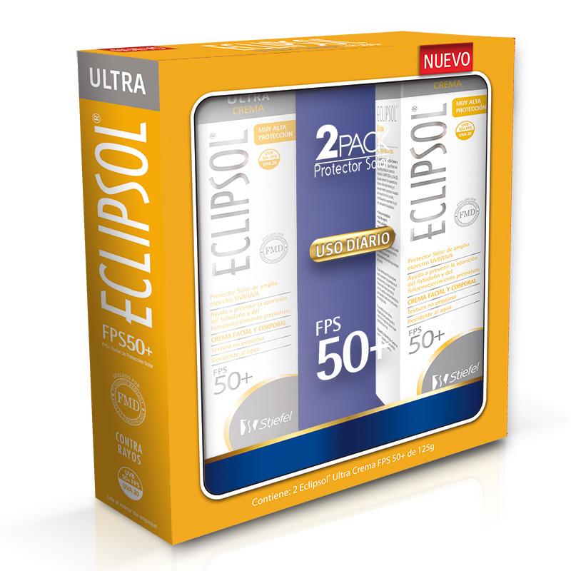 Costco: 2 Piezas!!! Eclipsol, protector solar Ultra FPS 50+