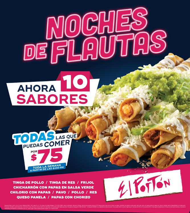 Wow Rewards: promociones en El Portón, Chilis, Burger King y más