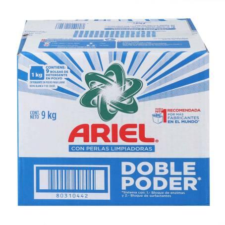 Sam's Club: Detergente en Polvo Ariel 9 kg