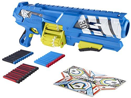 Amazon: Pistola de dardos Boomco Spinsanity 30 disparos