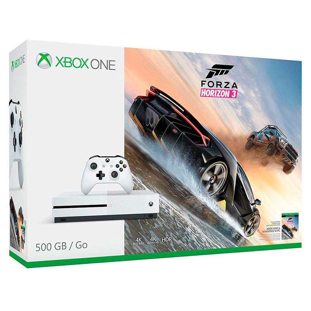 Elektra: Xbox One S + Forza Horizon 3 + Cupón de $800