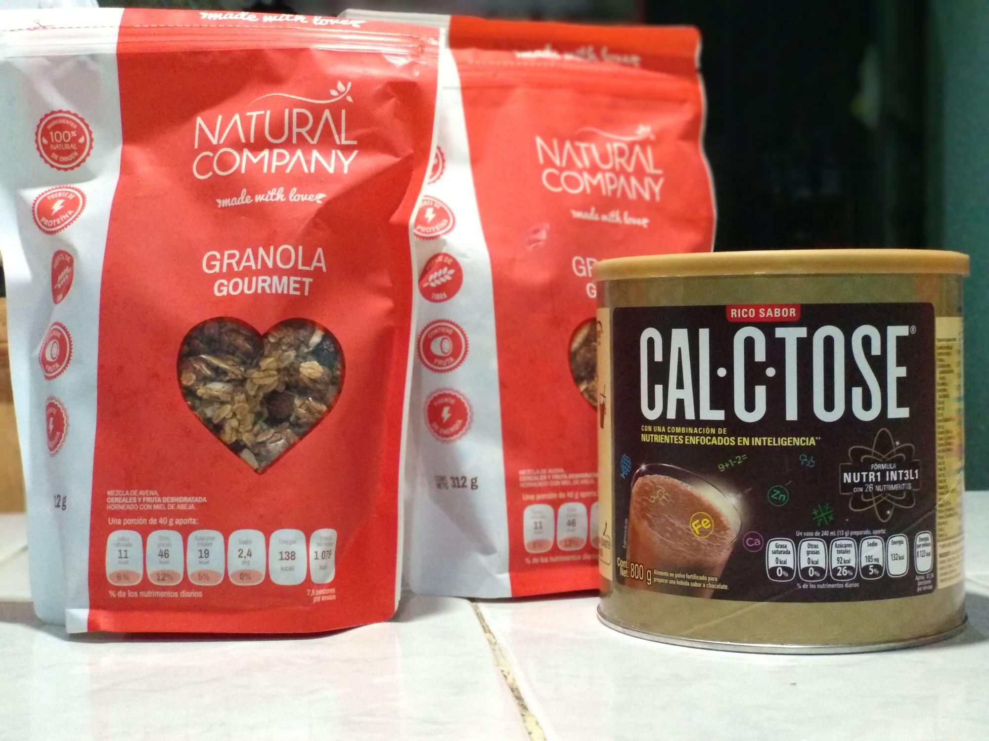 Walmart: Granola Gourmet 17.01
