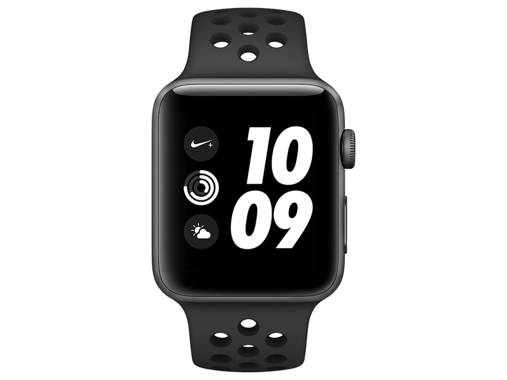 Liverpool: Apple Watch Nike+ 42 mm gris