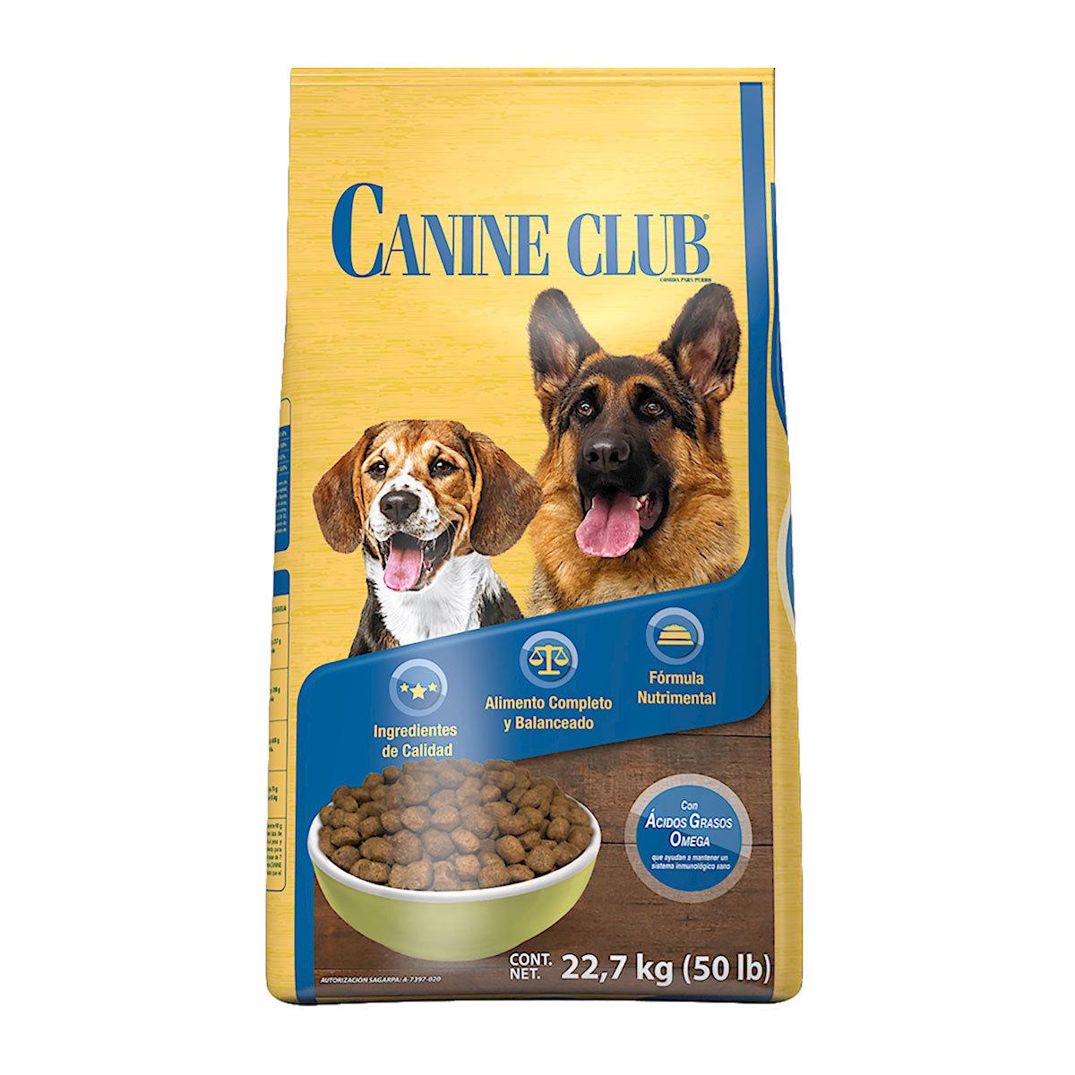 Costco Croquetas Canine Club con 40% de desuuento