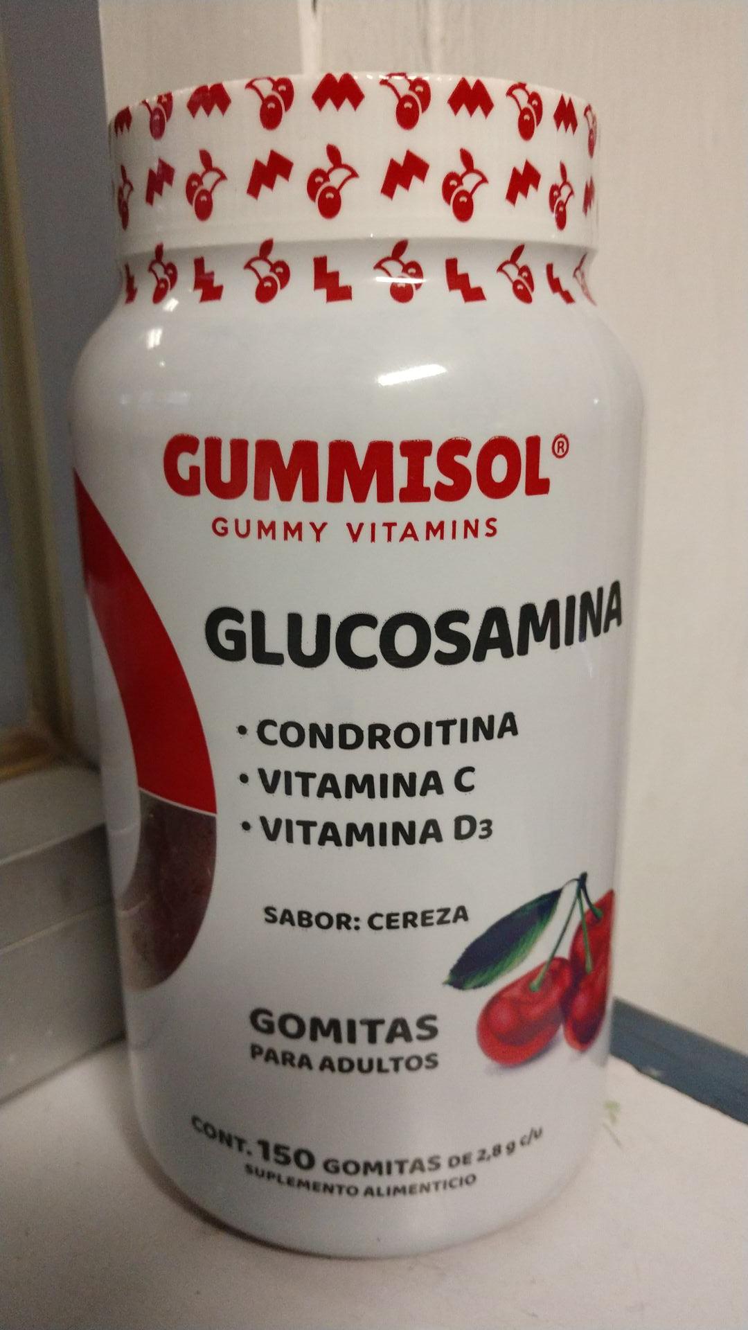 Sam's Club: Glucosamina - Condroitina - Vitamina C - Vitamina D3