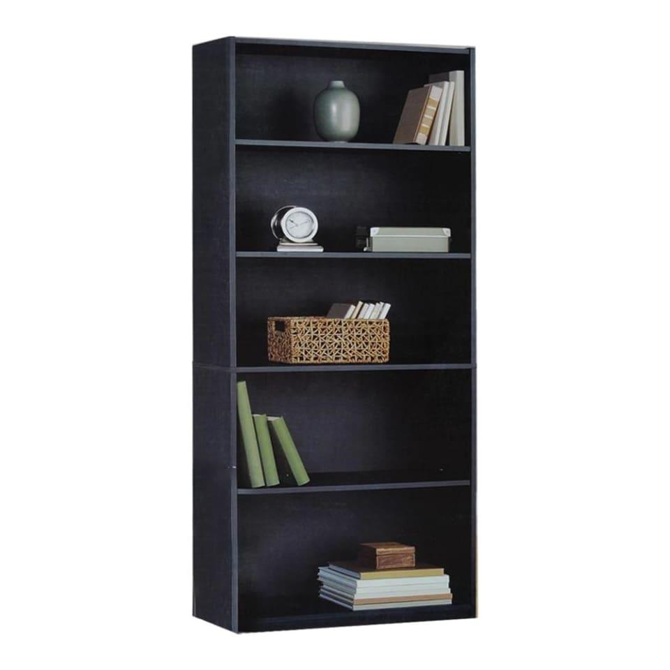 Walmart: Librero Mainstays Madera acabado en roble 1.81 cm