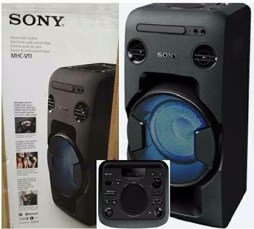 Bodega Aurrera: Sistema de audio Sony MHC V11