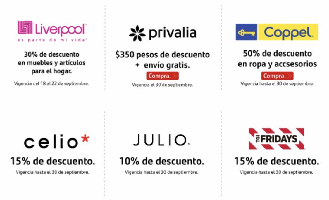 Santander: promociones con tarjetas de débito