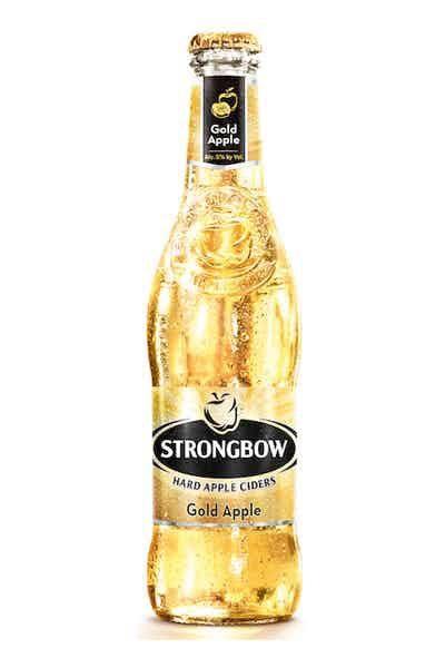 Oxxo: Sidra Strongbow Gold con 50% de descuento