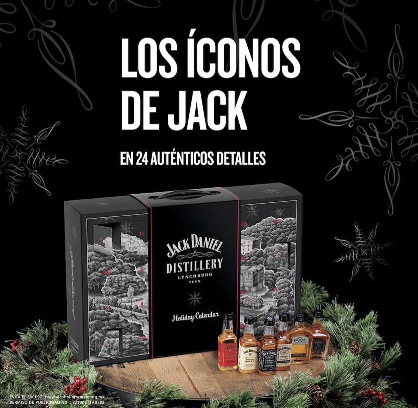 Liverpool: Jack Daniel's Holiday Calendar