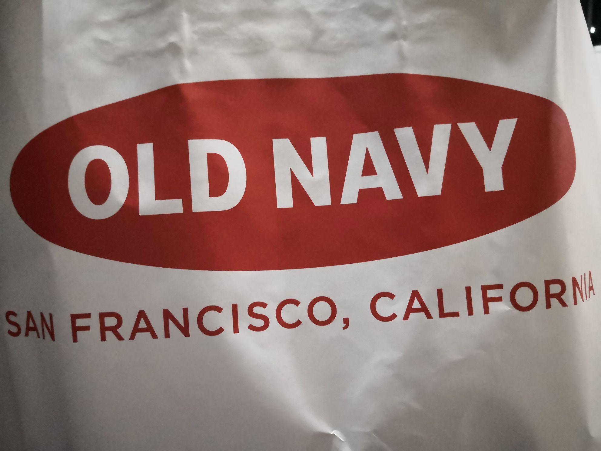 Old Navy: $200 de descuento en compras de $1100 pagando con VISA