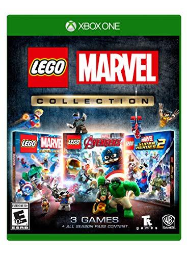 Amazon: Lego Marvel Collection - Xbox One