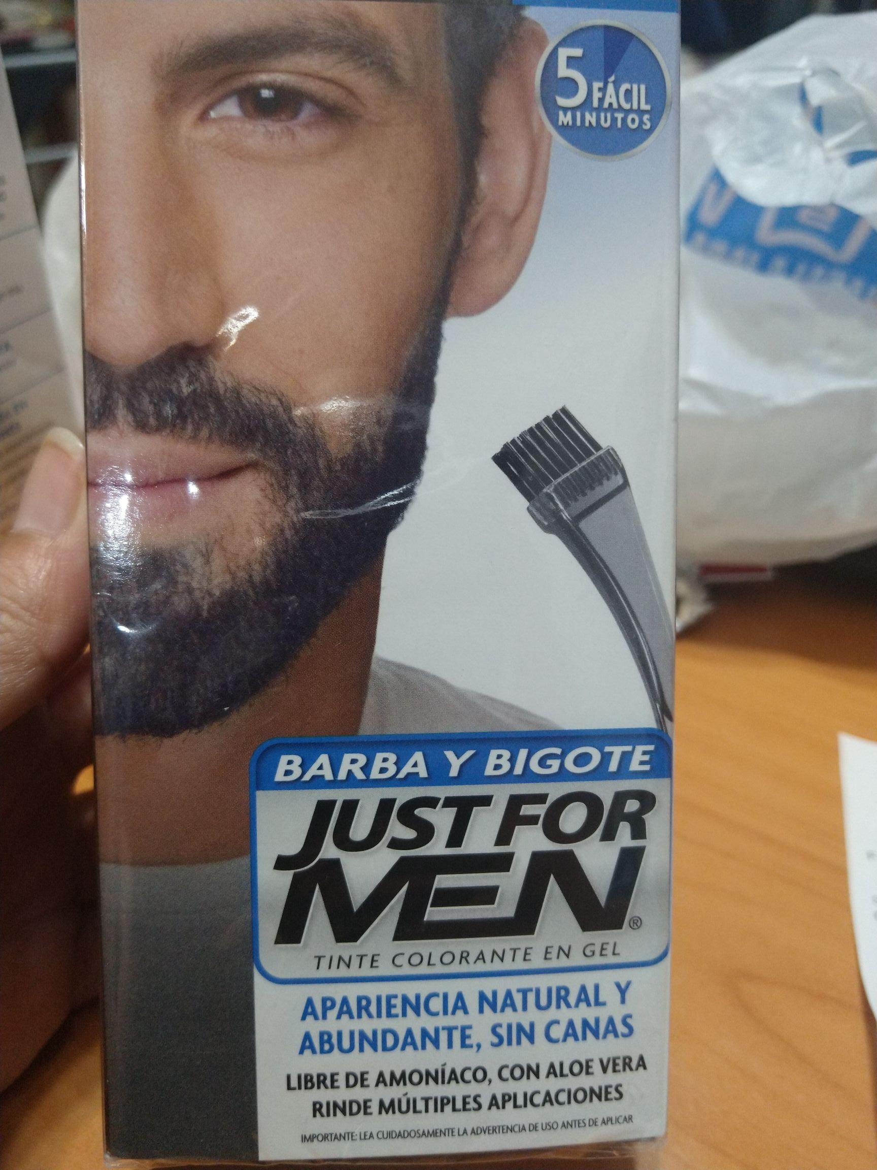 Just for men a mitad de precio farmacias Guadalajara