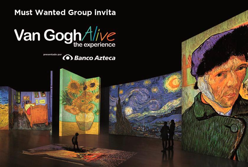 Van Gogh Alive - descuento con cupón sin utilizar cupón.