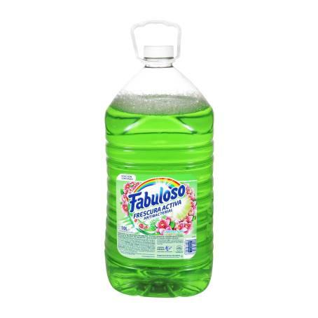 Sam's Club: 20 litros de Fabuloso ($12.75 por litro)