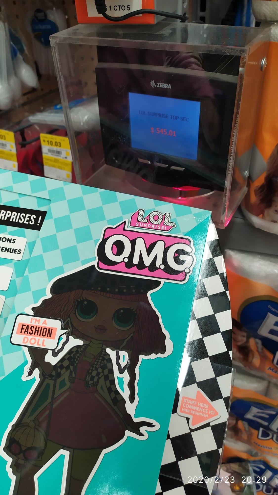 Walmart: L.O.L OMG