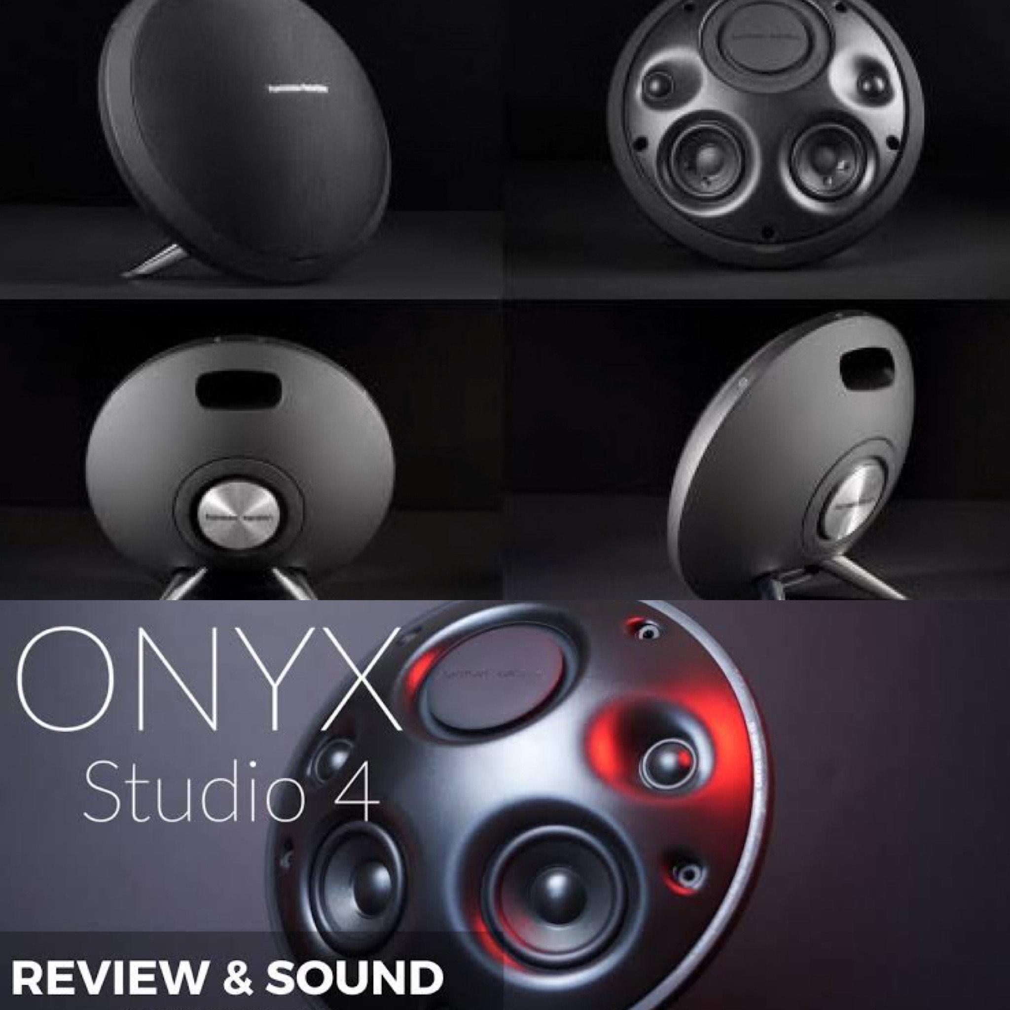 Walmart en línea: Harman Kardon Onyx Studio 4