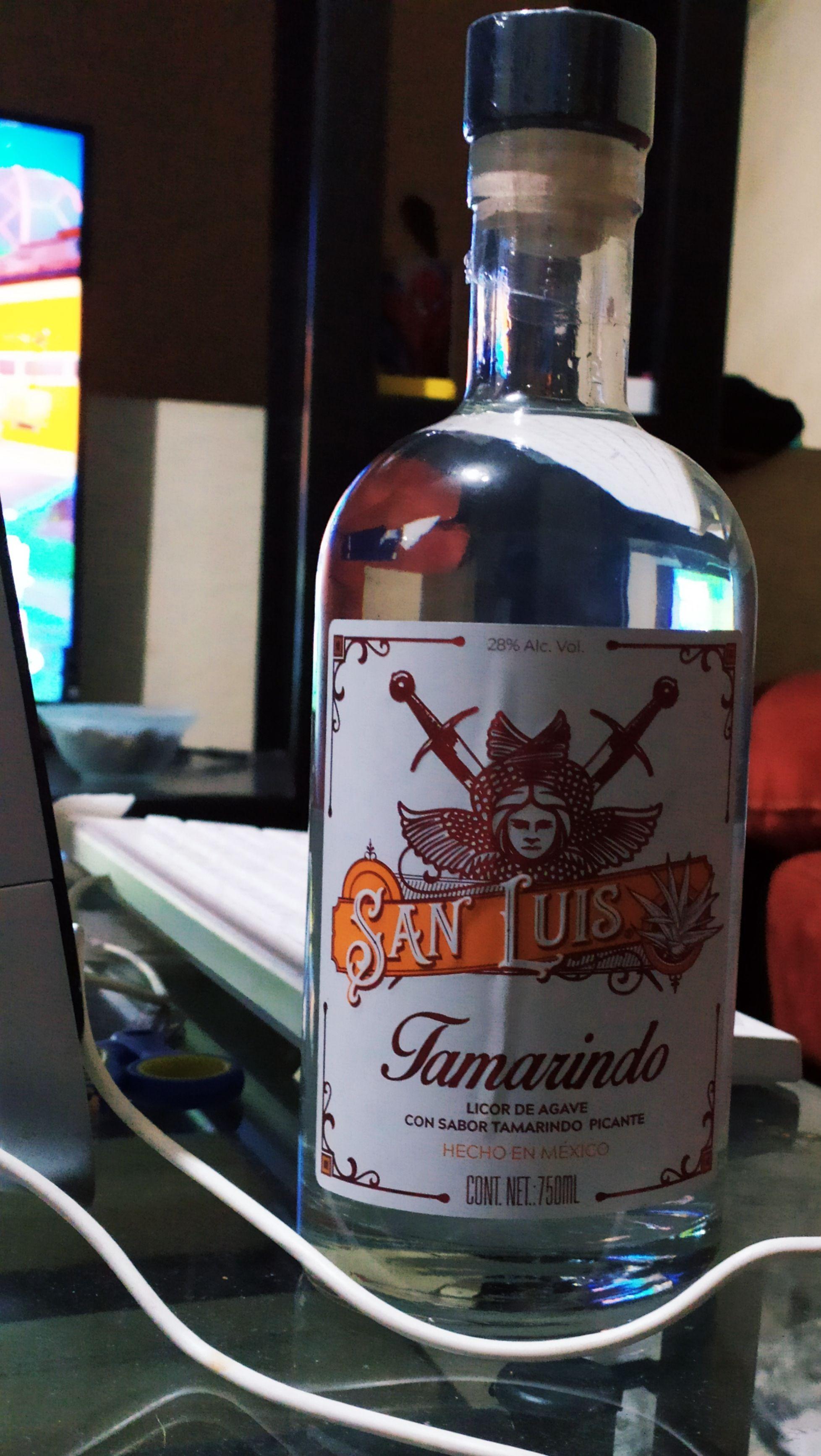 Bodega Aurrera: Licor de Agave Tamarindo Picante San Luis 750 ml