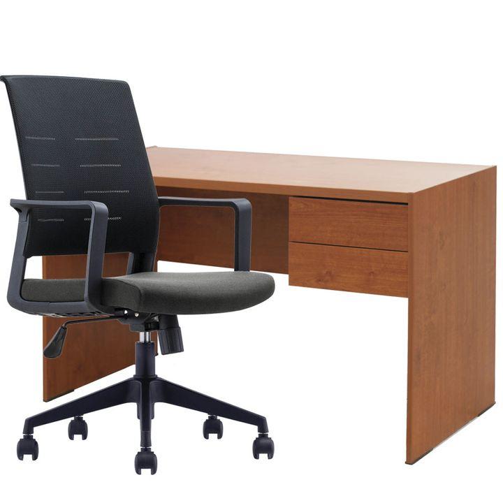 Office Max: Kit Escritorio y Silla