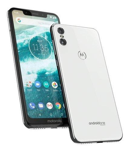 Elektra Oferta Relámpago: Motorola Moto One 64 GB - Blanco