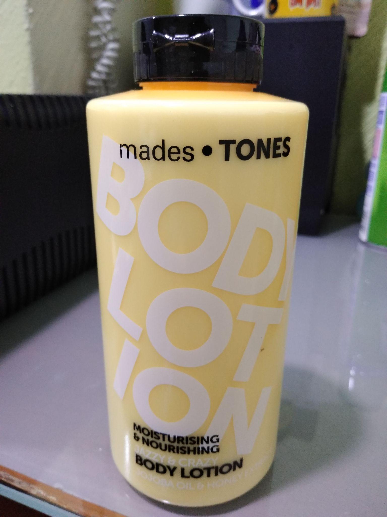 Superama: Body lotion mades.tones