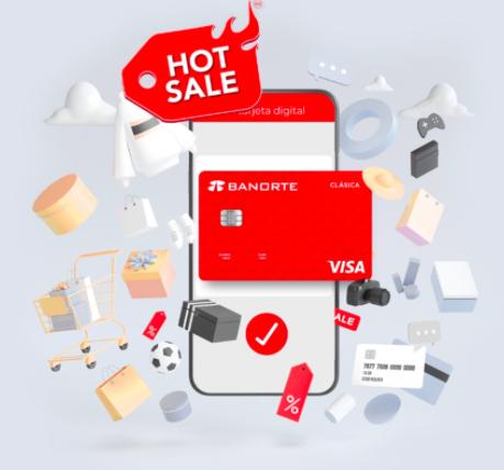 Banorte Hot Sale 2020: Bonificación 20% (del 23 de mayo al 1 Junio)