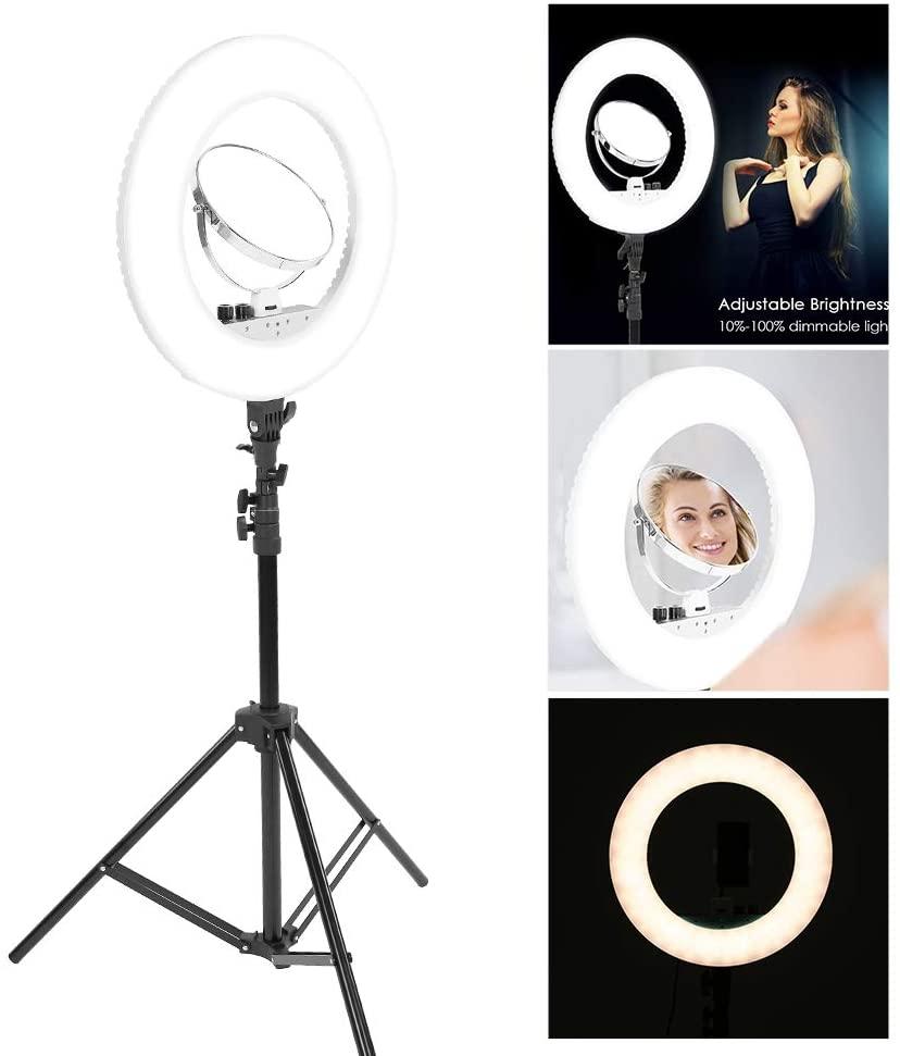 Amazon: Lámpara de Maquillaje LED