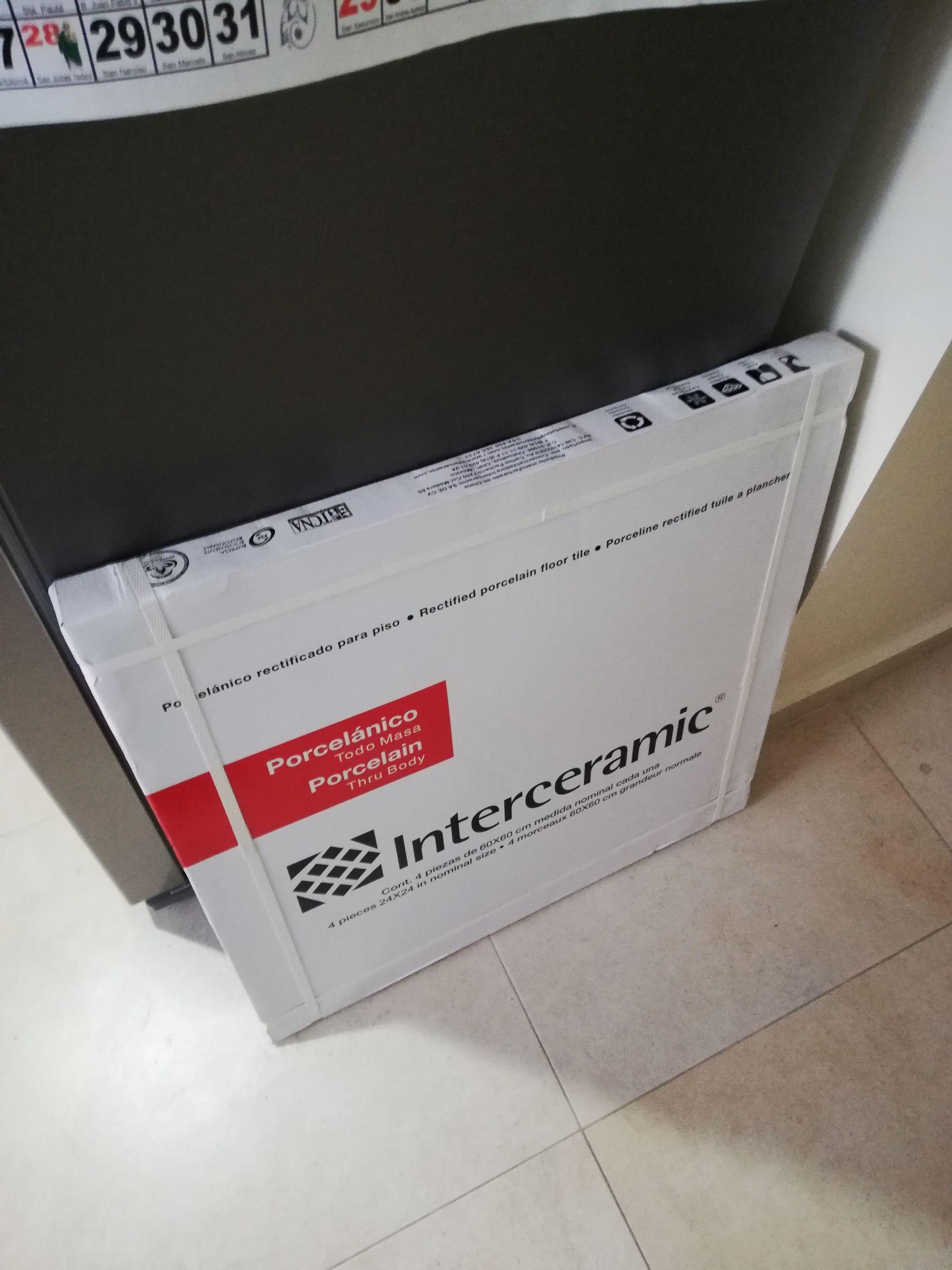 Outlet Interceramic: Piso interceramic 60x60