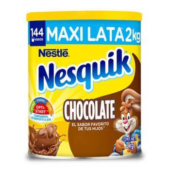 Sam's Club: Nesquik Polvo Lata 2 kg + Plátanos Chiapas Gratis