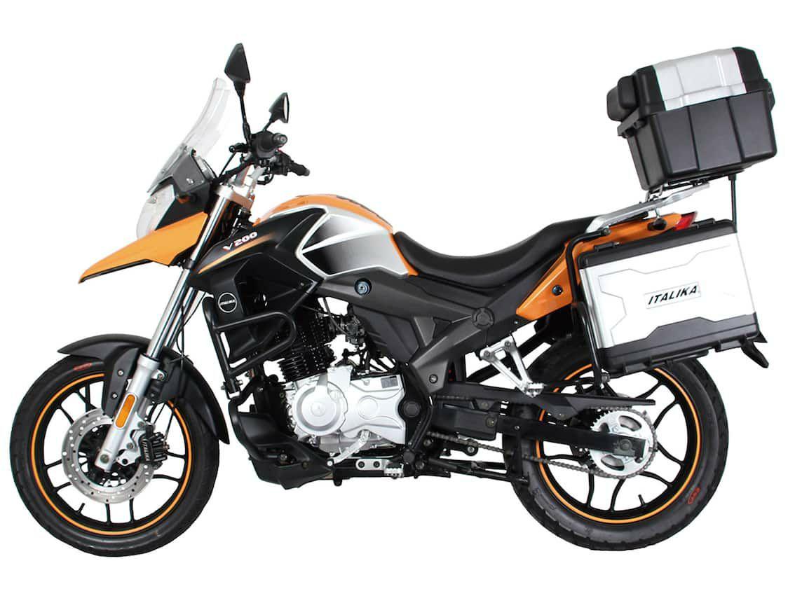 Liverpool Motocicleta Italika V200 200cc 2020