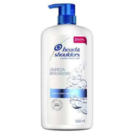 Sam's Club : Shampoo Head & Shoulders y Pantenes de 1 litro