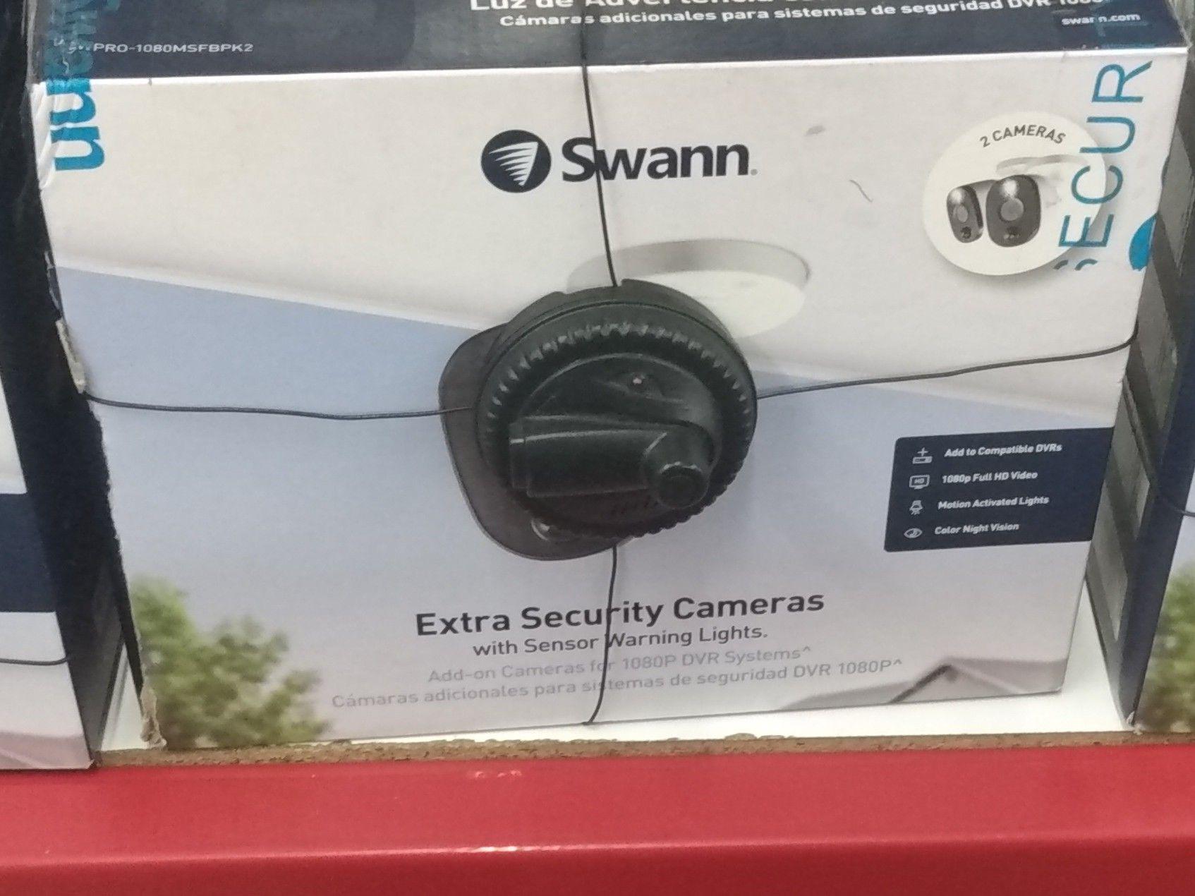 Sam's Club: Cámaras de Seguridad Swann Full HD 1080p 2 Pzas (Tlaquepaque)