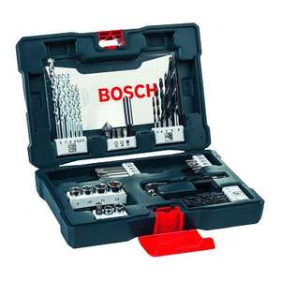 Home depot: Set de accesorios Bosch MS4041 V-LINE 41 piezas