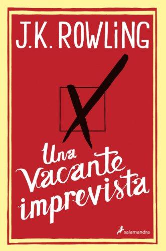 Amazon Kindle y Google Play: Una Vacante Imprevista. De JK Rowling.