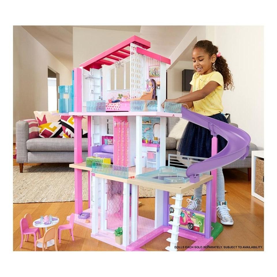 Bodega Aurrerá: Set de Juego Barbie Mega Casa de los Sueños